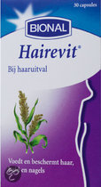 Bional Hairevit - 30 Capsules - Voedingssupplement