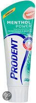 Prodent Menthol Power - 75 ml - Tandpasta