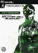 Foto van Tom Clancy's Splinter Cell: Blacklist - 5th Freedom Edition