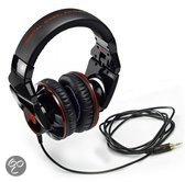 Hercules HDP DJ-Adv G401 - Over-ear koptelefoon - Zwart/Rood