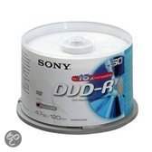 DVD-R16x 4.7GB 50xSpindle