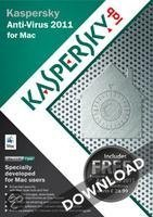Kaspersky Security voor Mac 10-pc 1 jaar directe download versie