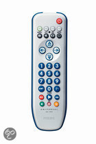 Philips Perfect replacement Universele afstandsbediening SRP3004