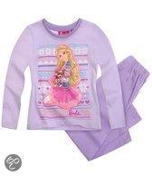 Barbie Meisjespyjama - Lila - Maat 116