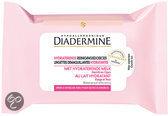 Diadermine Hydraterende reinigingsdoekjes