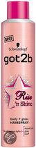 Got2B Rise 'n Shine - 300 ml - Haarlak
