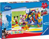 Ravensburger 2x20 Stukjes - Mickey, Minnie En Vrienden