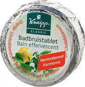 Kneipp Oranje Lindebloesem - Badbruistablet