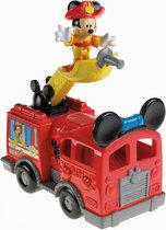 Fisher-Price Micky's Brandweerauto