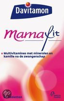 Davitamon Mamafit - 60 Tabletten - Multivitamine