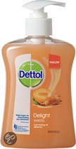Dettol Wasgel Delight - 250 ml - Handzeep