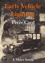 Early Vehicle Lighting
