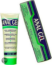 Anaal Gel - 50 ml - Glijmiddel