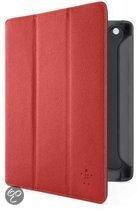 Belkin Pro color duo folio etui - Rood