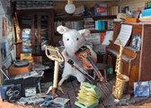 Heye Fiddler - Puzzel - 1000 stukjes