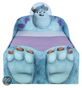 Monsters University Sulley Toddler Feature Bed