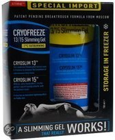 X-trine Cryofreeze 13/15 - 150 ml - Afslankgel