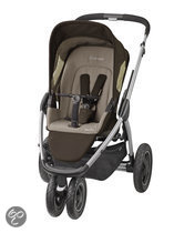 Maxi Cosi Mura Plus 3 Wandelwagen - Earth Brown