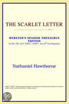 The Scarlet Letter (Webster's Spanish Thesaurus Edition)