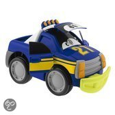 Chicco Turbo Crash Auto - Blauw