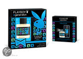 Playboy Generation for Men -  2 delig - Geschenkset