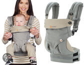 Ergobaby Four Position 360 Carrier - Draagzak - Grey Taupe
