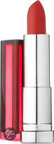 Maybelline Color Sensational Reds - 440 Coral Fire - Rood - Lippenstift