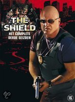 Shield, The - Seizoen 3 (4DVD)