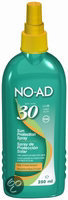 NoAd SPF 30 - 250 ml - Zonnebrandspray