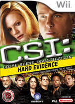 CSI - Crime Scene Investigation: Hard Evidence