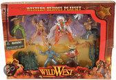 Wild West Helden Speelset