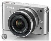 Nikon 1 J1 + 1 NIKKOR VR 10-30mm  - Systeemcamera - Zilver