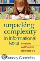 Unpacking Complexity in Informational Texts