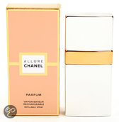 CHANEL ALLURE PARFUME SPRAY COMPLETE 7,5 ml