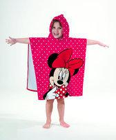 Disney - Badcape Minnie Mouse - Rood