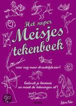 Het grote meisjes tekenboek  - 2