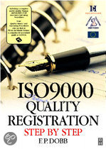 Iso 9000 Quality Registration Step By Step
