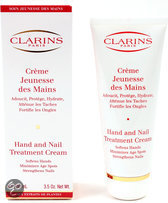 Clarins Hand & Nail Treatment - 100 ml - Handcreme
