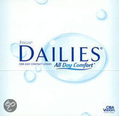 Focus Dailies All Day Comfort Dag -1 - 90 st - Contactlenzen