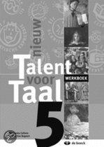 Nieuw talent voor taal aso 5 - werkboek
