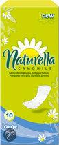 Naturella - Large Enkelpak - Inlegkruisjes