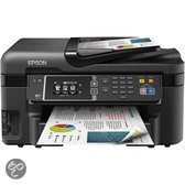Epson WorkForce WF-3620DWF - All-in-One Printer