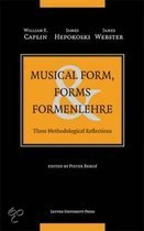 Musical Form, Forms & Formenlehre / druk 1