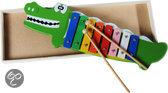 Xylofoon krokodil