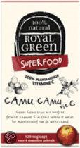Royal Green Camu Camu vit. C Capsules 60 st