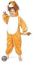 Pluche leeuwen outfit voor kinderen 92
