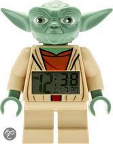 LEGO Clone War Yoda Alarm Clock Minifigu
