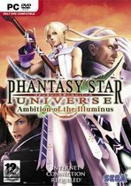 Phantasy Star Universe - Ambition of Illuminus