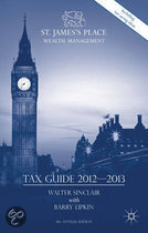 St. James's Place Tax Guide