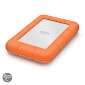 LaCie Rugged Mini Externe harde schijf - 500GB / 7200 RPM